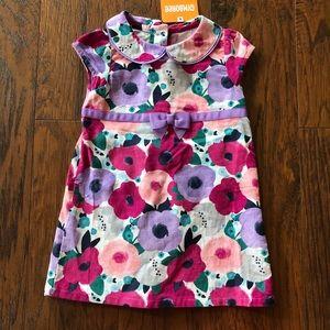 NWT Gymboree Floral Dress